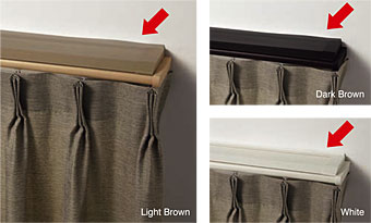 Nexty│decorative Curtain Tracks│products│toso Company Limited
